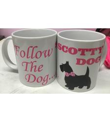 Follow The Dog Mug